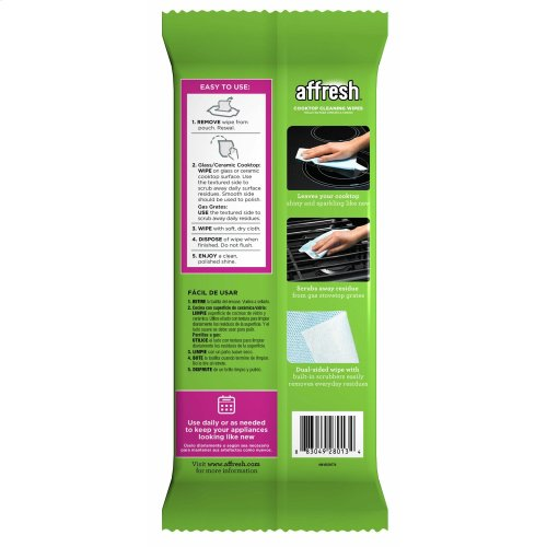 Cooktop Cleaning Wipes - 30 Count - Other