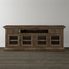 "Compass Western Brown Compass 92"" Credenza"
