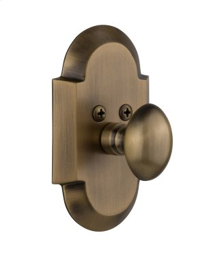 Nostalgic - Single Cylinder Deadbolt Keyed Differently - Cottage in Antique Brass Product Image