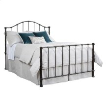 Foundry Garden King Bed - Complete