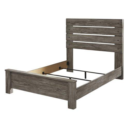 Cazenfeld - Black/Gray 3 Piece Bed Set (Full)