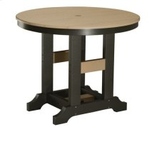 """38"""" Round Bar Table"""