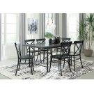 Minnona - Multi 7 Piece Dining Room Set Product Image