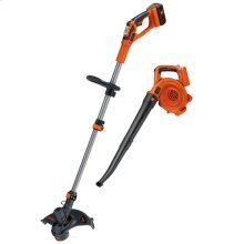40V MAX* Lithium String Trimmer + Sweeper Combo Kit