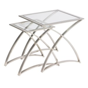 Valetta Nesting Tables (set of Two)