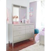 Olivet - Silver 2 Piece Bedroom Set Product Image