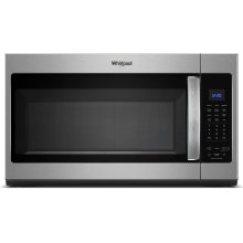 1.9 cu. ft. Capacity Steam Microwave with Sensor Cooking- Open Box Special