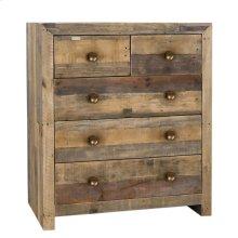Omni 5Dwr Dresser-Natural