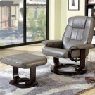 Cheste Lounger W/ Ottoman Product Image