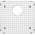 Stainless Steel Sink Grid (fits Precision & Precision 10 1-3/4 Bowl Left Bowl) - 223190 Product Image