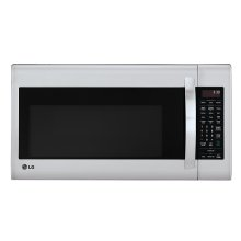 2.0 CU.FT. Over-the-range Microwave With Easyclean® Interior