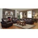 Colton Traditional Brown Sofa Product Image