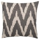 """Luxe Pillows Embroidered Flame Stitch (21.5"""" x 21.5"""") Product Image"""