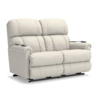 Pinnacle Power Wall Reclining Loveseat w/ Headrest & Lumbar Product Image