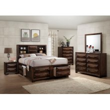 1035 ANTHEM QUEEN COMPLETE BED (HB/FB, R/S/CS, SD)