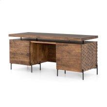 Raffael Desk-antique Brown