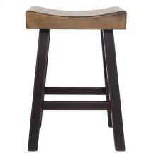 Glosco - Brown Set Of 2 Dining Room Barstools