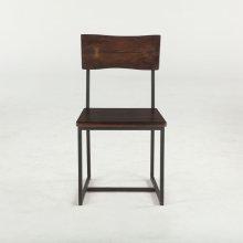 """Aspen Dining Chair 18"""" Dark Walnut"""