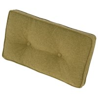 MARQ Accents 11 x 20in. Rectangle Boxed Pillow with Buttons Product Image