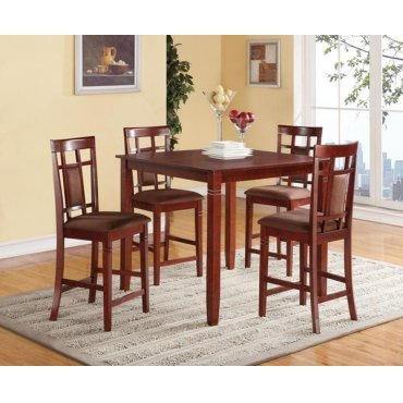 ESP. 5PC PK COUNTER HEIGHT SET