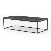 Harlow Small Coffee Table-bluestone