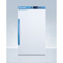 Performance Series Pharma-vac 3 CU.FT. Counter Height All-refrigerator for Vaccine Storage
