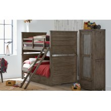Bunkhouse Underbed Storage Unit