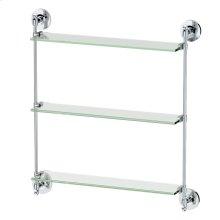 Premier Adjustable Shelf #1 in Chrome