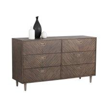 Greyson Dresser - Brown