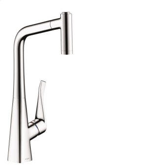 Chrome Prep Kitchen Faucet, 2-Spray Pull-Out, 1.75 GPM Product Image