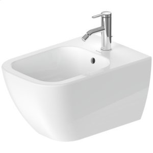 Bidet Wall-mounted, Inside Color White, Outside Color Whitewhite Product Image