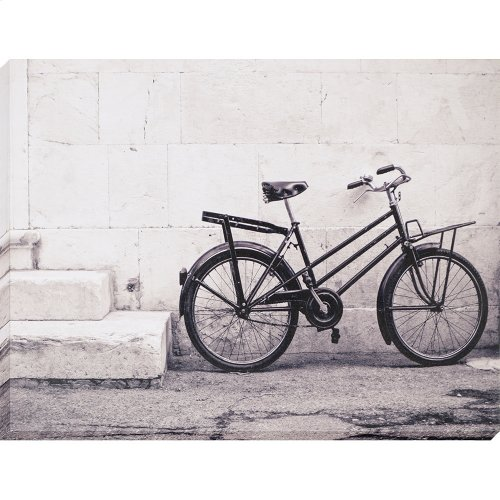 Sepia Bike - Gallery Wrap
