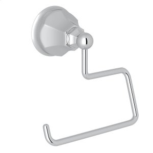 Polished Chrome Palladian Open Toilet Paper Holder Product Image