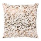 Napolean Leather Cushion Product Image