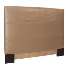 FQ Slipcovered Headboard Avanti Bronze