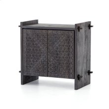Dark Totem Finish Columbus Small Sideboard