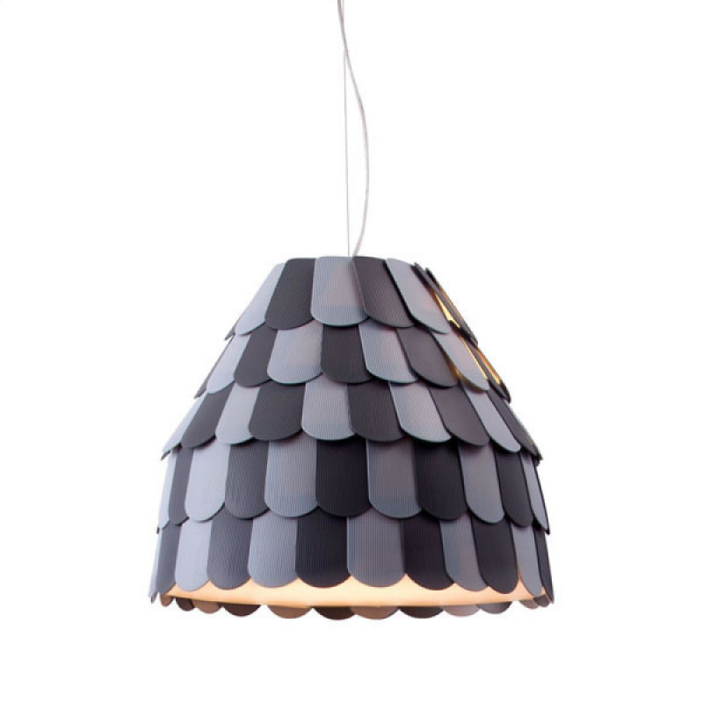 Mesocyclone Ceiling Lamp Gray