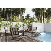 Town Court - Brown 2 Piece Patio Set Product Image