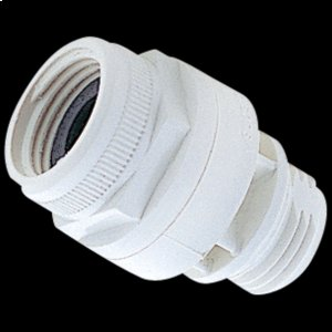 White Vacuum Breaker Product Image