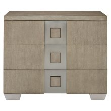 Mosaic Bachelor's Chest in Dark Taupe (373)