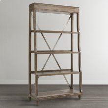 Northern Grey Compass Etagere