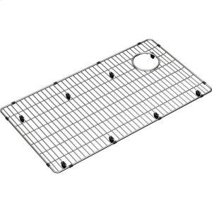 "Elkay Crosstown Stainless Steel 28-1/2"" x 15-1/2"" x 1-1/4"" Bottom Grid Product Image"