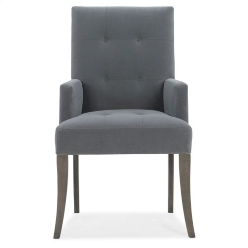 MARQ Dining Room Poppin Dining Chair with Arms