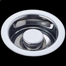 Chrome Kitchen Disposal and Flange Stopper