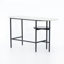 Viv Desk-charcoal
