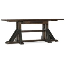 Home Office Roslyn County Trestle Desk