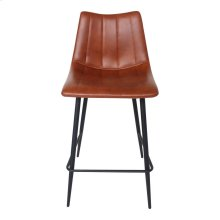 Alibi Counter Stool Brown-m2