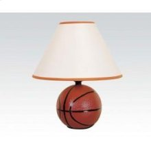 Ceramic Table Lamp Basketball