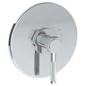 """Wall Mounted Pressure Balance Shower Trim, 7"""" Dia. Product Image"""
