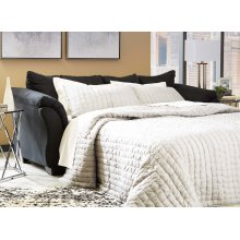 Darcy Full Sofa Sleeper - Black